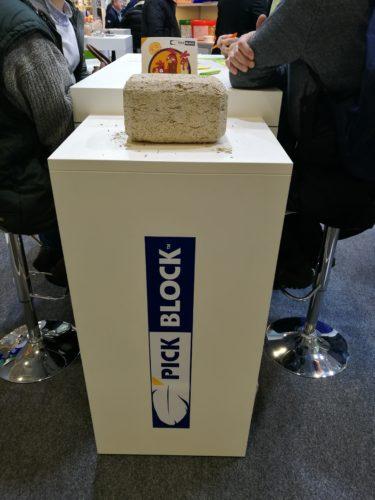 pick block novità ad Eurotier