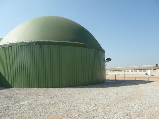 biogas-corretto uso del digestario