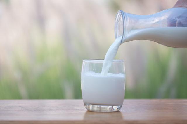 produzione latte sud america