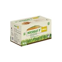 MICOSAT F CEREALI - Inoculation of mycorrhizal fungi for cereals