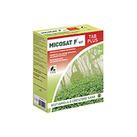 MICOSAT F TAB PLUS - Inoculation of mycorrhizal fungi for the growth in fruit farming
